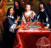 Descartes en la corte de Suecia
