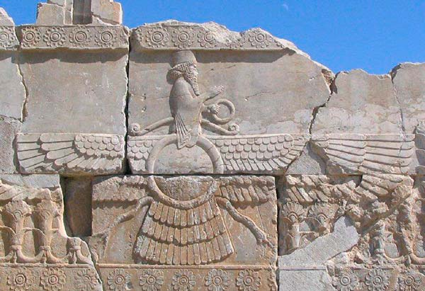 dios Ahura Mazda