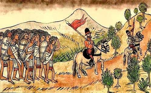 encomienda america colonial