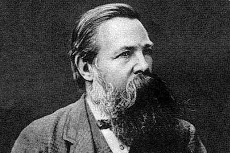 Friedrich Engels socialismo
