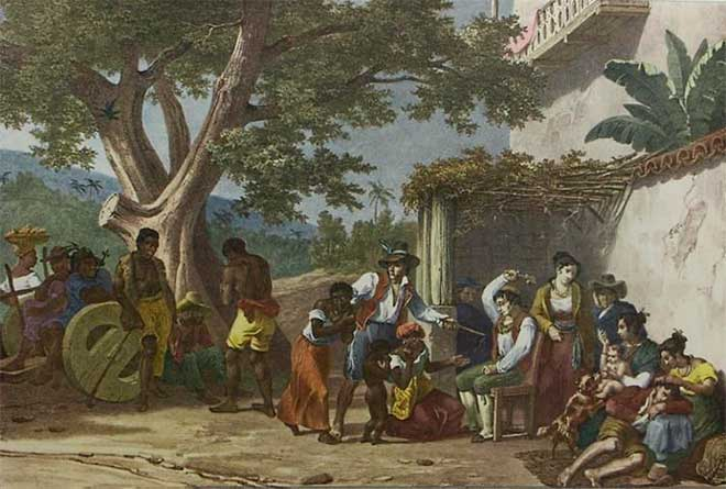 esclavitud brasil
