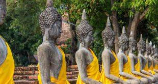 Esculturas en Tailandia