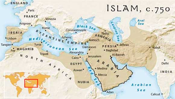 expansion islam
