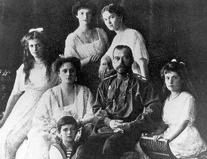 familia del Zar