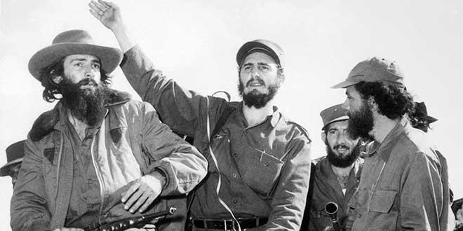 fidel castro revolucion