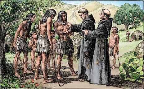 franciscanos evangelizacion