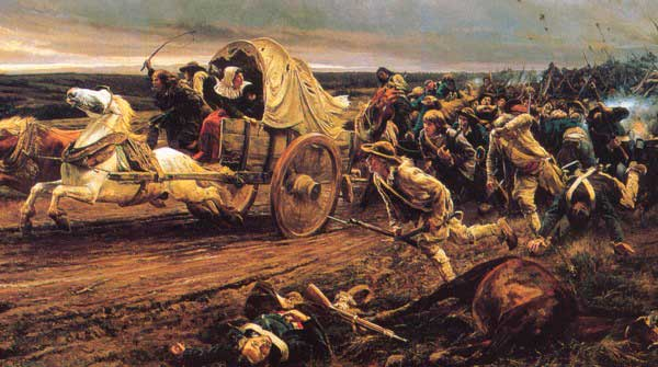 genocidio guerra vendee revolucion francesa
