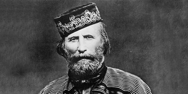 Photo of Giuseppe Garibaldi