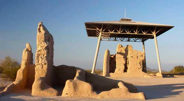 Casa de la Cultura Hohokam