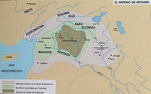 imperio mitanni