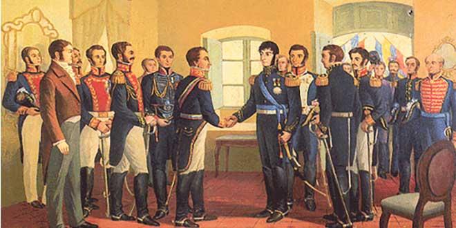Independencia de bolivia historia universal for Epoca contemporanea definicion