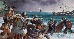 Invasiones de vikingos