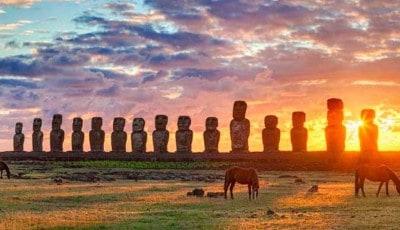 Isla de Pascua o Rapa Nui