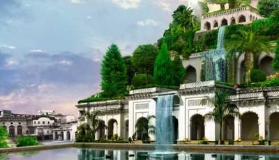 jardines colgantes babilonia