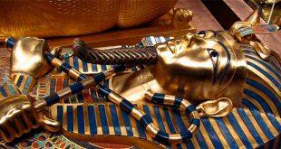 Joyas de la tumba de Tutankamón