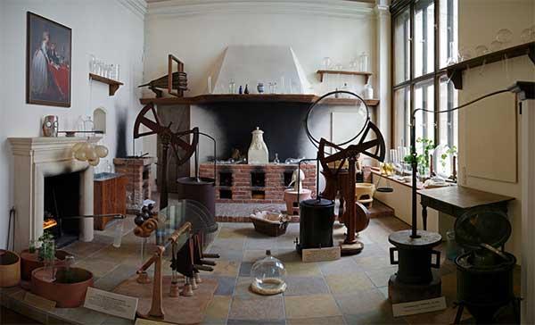 Laboratorio de Lavoisier