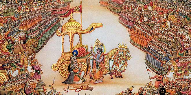 Extracto de Mahabharat