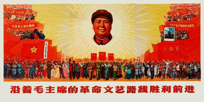 Mao Tse-Tung: Revolución China