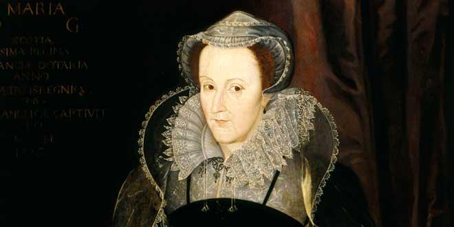 María Estuardo de Escocia