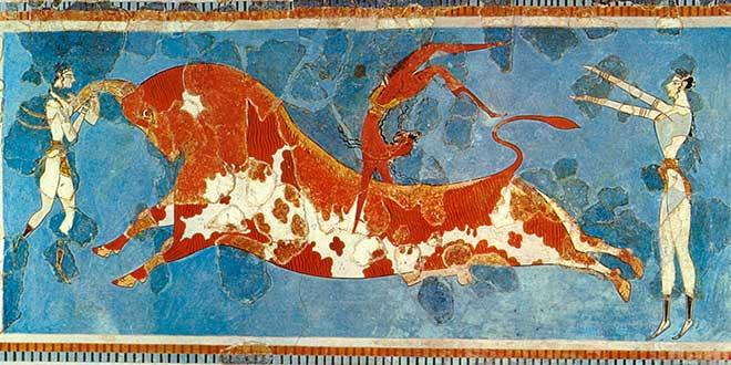 Salto del Toro, Knossos