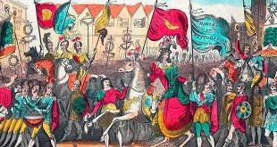 monarquia constitucional Inglaterra