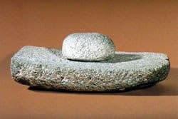 mortero neolitico