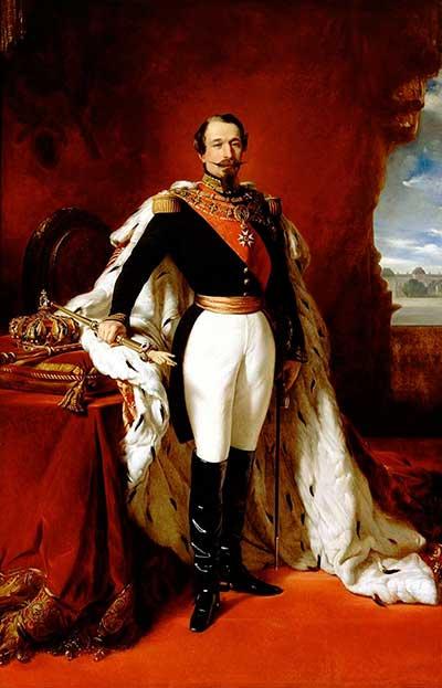 napoleon III Francia
