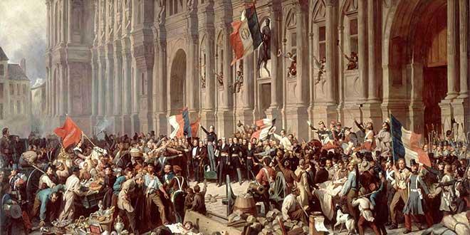 Nicolás I de Rusia y la revolución de 1848