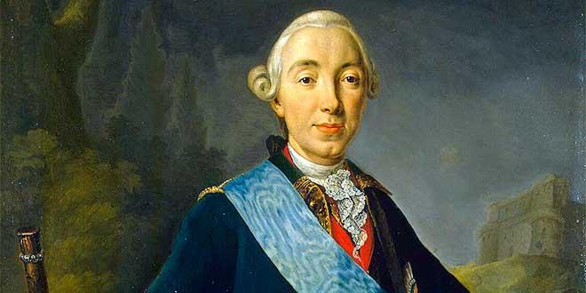 Pedro III de Rusia