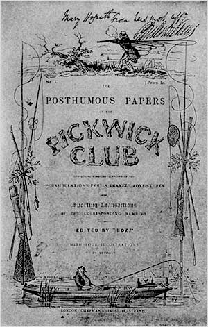 Club Pickwick de Charles Dickens