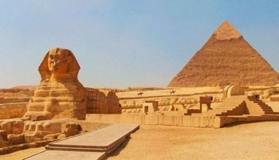 piramide esfinge antiguo egipto