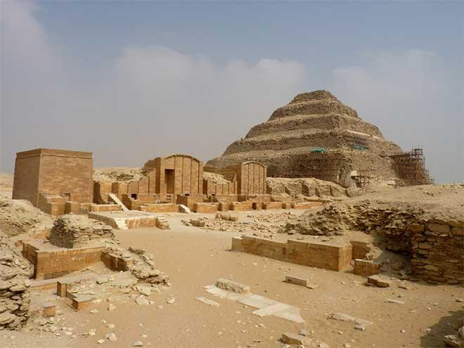 piramide zoser