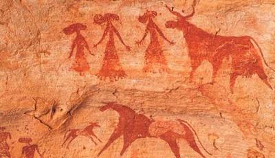 Prehistoria arte rupestre