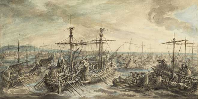 primera guerra punica mar