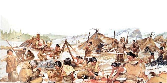 primeros pueblos prehistoria