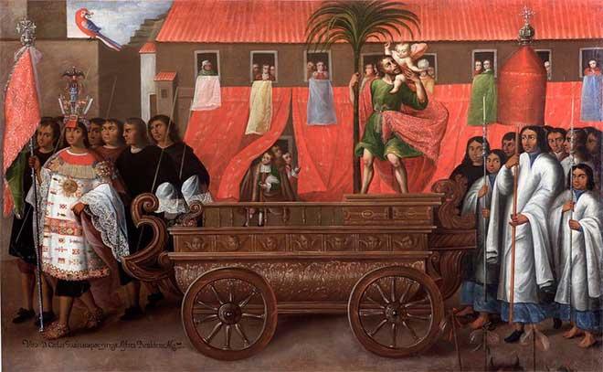 procesion corpus cristi