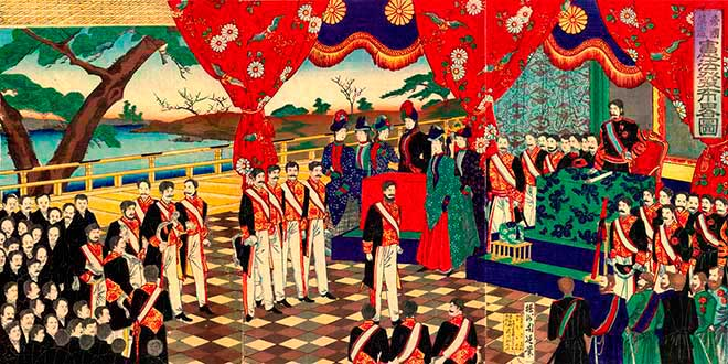 Photo of Apertura de Japón