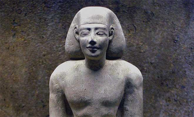 faraon psametico
