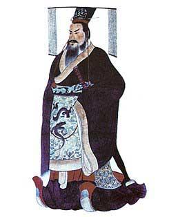 Qin-shi-huang, primer emperador de China