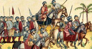 reino visigodo contra los musulmanes