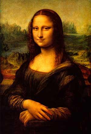 renacimiento italiano Mona Lisa Gioconda
