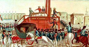 revolucion francesa muerte luis xvi republica