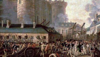 revolucion francesa toma de la bastilla