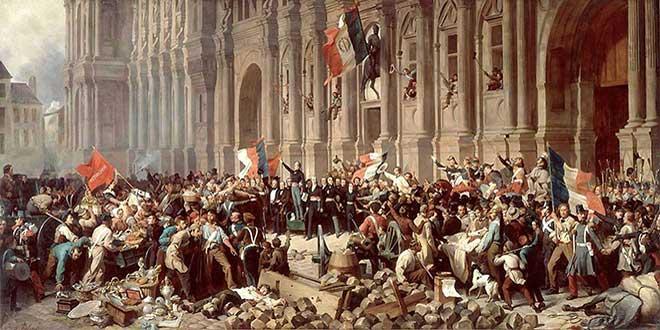 Revoluci n de 1848 historia universal for Caracteristicas de la contemporanea