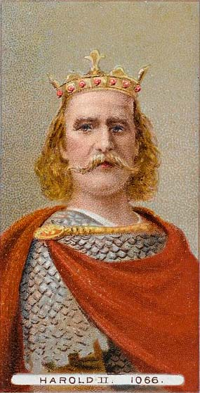 rey harold II