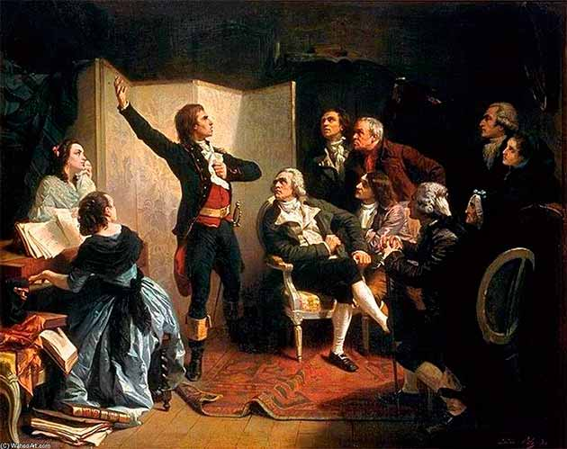 rouget la marsellesa revolucion francesa