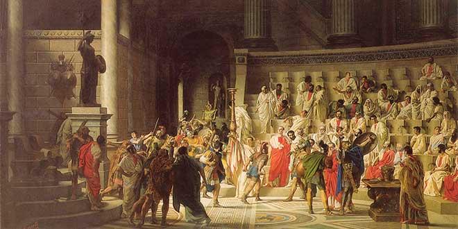 Senado Republica Romana
