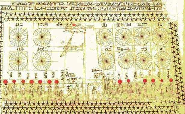 senenmut astronomia egipcia