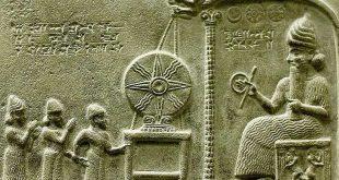 Shamash: deidad sumeria y babilónica