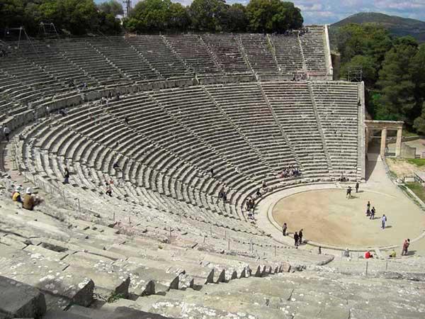 teatro epidauro
